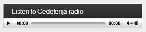 cedeterija radio en
