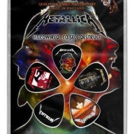 Metallica Trzalice, Picks 5 Komada TRZALICA