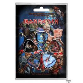 Iron Maiden Trzalice, Picks Albums 5 Komada TRZALICA