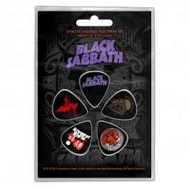 Black Sabbath Trzalice, Picks 5 Komada TRZALICA