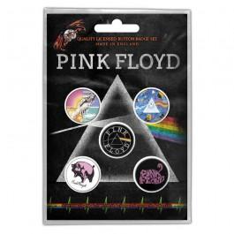 Pink Floyd Button Badges 5 Komada Badge BADGE
