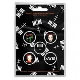 Marilyn Manson Button Badge 5 Komada BADGE