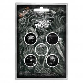 Darkthrone Button Badges 5 Komada BADGE
