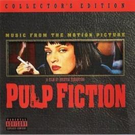 Soundtrack Pulp Fiction Collectors Edition CD