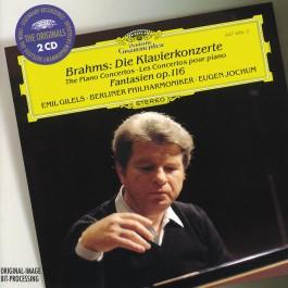 Berliner Philharmoniker Jochum Klavierkonzerte, Fantasien Op.1 CD2