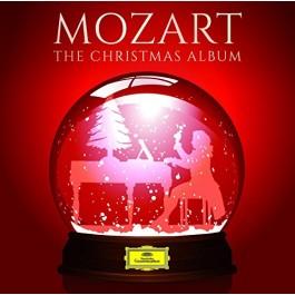 Various Artists Mozart The Christmas Album CD
