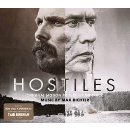 Soundtrack Hostiles Music By Max Richter CD
