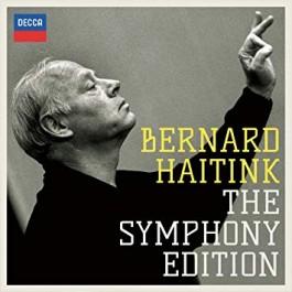 Bernard Haitink Royal Concertgebouw Orchestra Bruckner Complete Symphonies CD10+BLU-RAY AUDIO