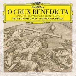 Massimo Palombella Sistine Chapel Choir O Crux Benedicta CD