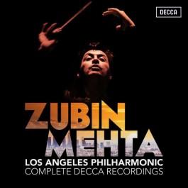 Zubin Mehta Complete Decca Recordings CD38
