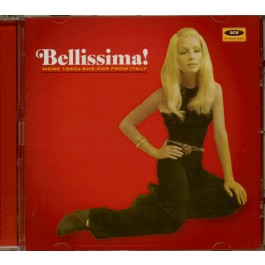 Various Artists Bellissima More 1960S She-Pop From Italy CD