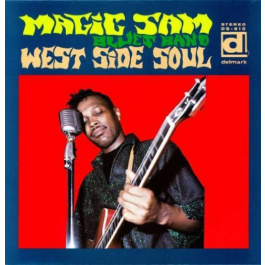 Magic Sam Blues Band West Dise Soul LP