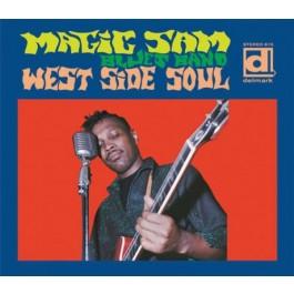 Magic Sam Blues Band West Side Soul CD