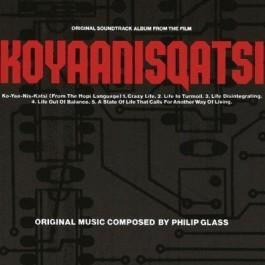 Soundtrack Koyaanisqatsi Music By Philip CD