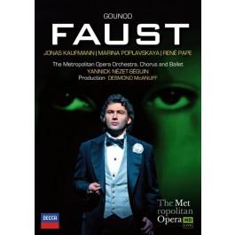 Yannick Nezet-Seguin Metropolitan Opera Orchestra Gounod Faust DVD2