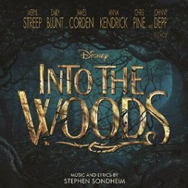 Soundtrack Into The Woods CD