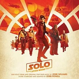 Soundtrack Solo A Star Wars Story CD