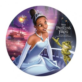 Soundtrack Princess And The Frog Picture Vinyl LP