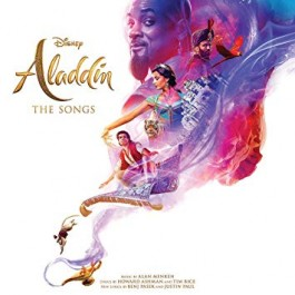 Soundtrack Aladdin The Songs LP