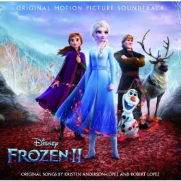 Soundtrack Frozen Ii CD
