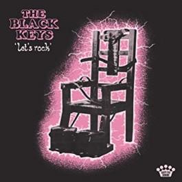 Black Keys Lets Rock CD