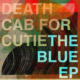 Death Cab For Cutie Blue CD