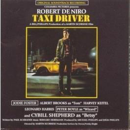 Soundtrack Taxi Driver CD