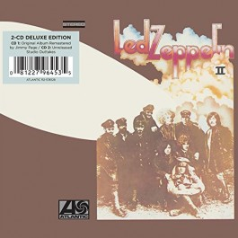 Led Zeppelin Led Zeppelin 2 Remaster CD2