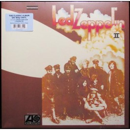 Led Zeppelin Led Zeppelin 2 LP