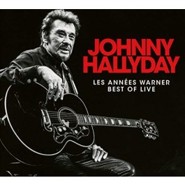 Johnny Hallyday Best Of Live CD3