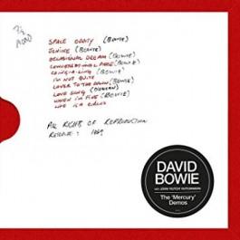 David Bowie David Bowie Mercury Demos Box Set LP