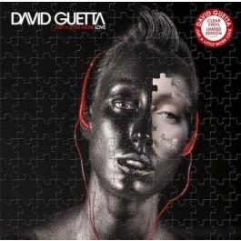 David Guetta Just A Little More Love Clear Vinyl LP
