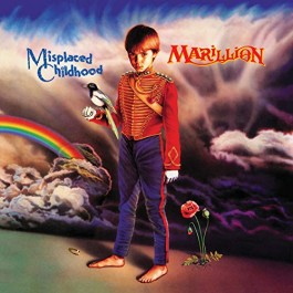 Marillion Misplaced Childhood Remaster CD