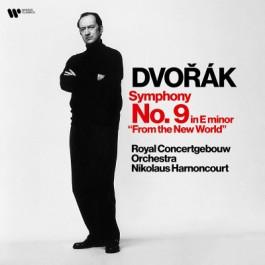 Nikolaus Harnoncourt Dvorak Symphony No. 9 From The New World LP