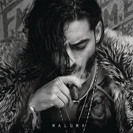 Maluma F.a.m.e. CD