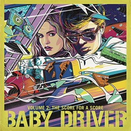 Soundtrack Baby Driver Vol.2 CD