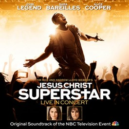 Soundtrack Jesus Christ Superstar - Live In Concert Nbc Television Event CD2