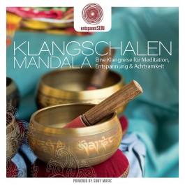 Jens Buchert Klangschalen Mandala CD