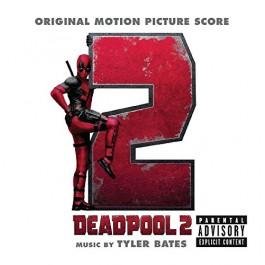 Soundtrack Deadpool 2 Music By Tyler Bates CD