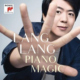Lang Lang Piano Magic CD
