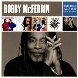 Bobby Mcferrin Original Album Classics CD5