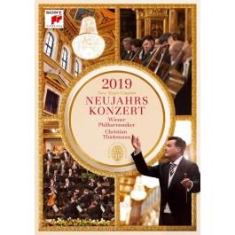 Christian Thielemann Wiener Philharmoniker New Years Concert 2019 DVD