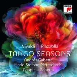 Andres Gabetta Mario Stefano Pietrodarchi Tango Seasons CD