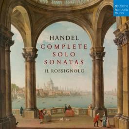 Il Rossignolo Handel Complete Solo Sonatas CD4