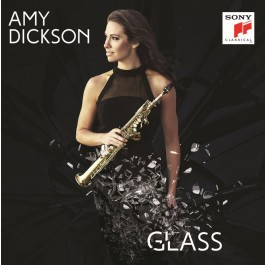 Amy Dickson In Circles CD