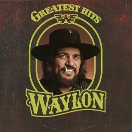 Waylon Jennings Greatest Hits LP