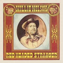 Willie Nelson Red Headed Stranger LP