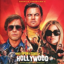 Soundtrack Once Upon A Time In Hollywood CD