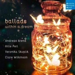Clare Wilkinson Veronika Skuplik Ballads Within A Dream CD