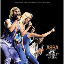 Abba Live At Wembley Arena Half Speed Mastering LP3